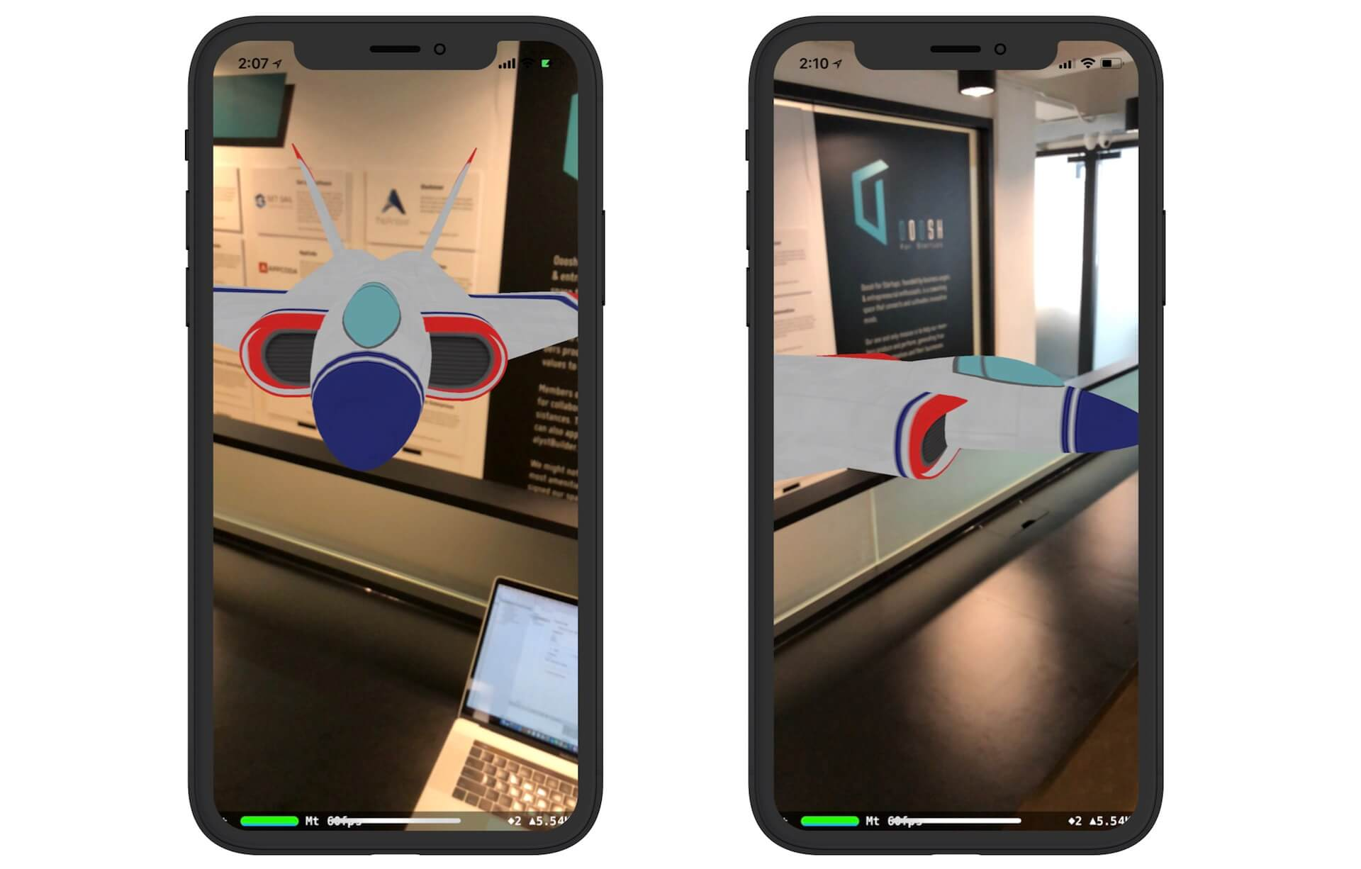 Chapter 42 - Working with 3D Objects in Augmented Reality