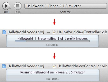 Xcode Build Process