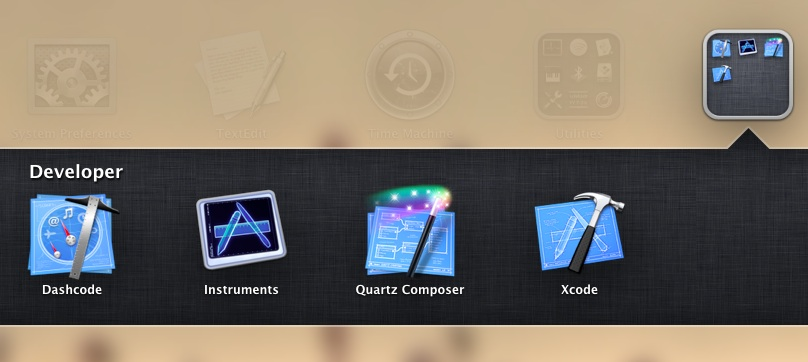 Xcode Folder