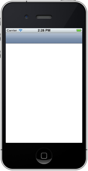 RecipeBookApp Empty