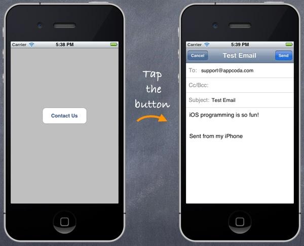 SimpleEmail App