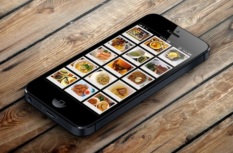 Create Grid Layout Using UICollectionView in iOS 6
