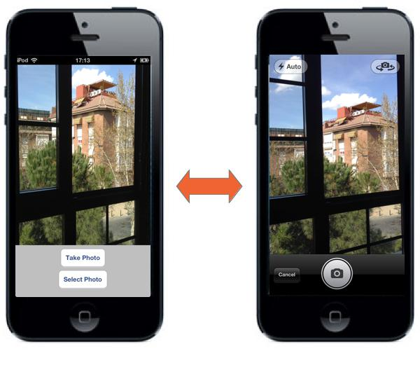Build a Simple Camera App Using UIImagePickerController