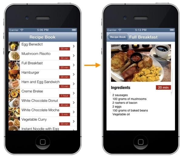 Recipe App Revisit
