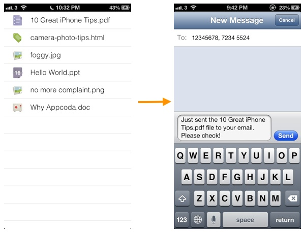 iOS Programming Tutorial: How to Send SMS Text Message in Apps
