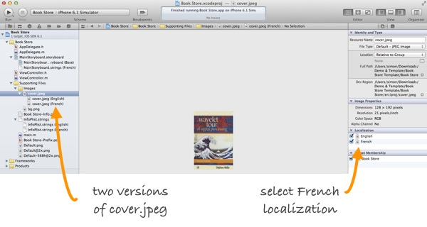 Adding French Localization for Image