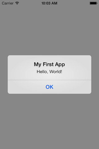 HelloWorld  App