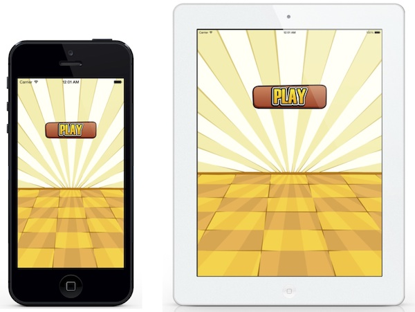 Universal App Demo
