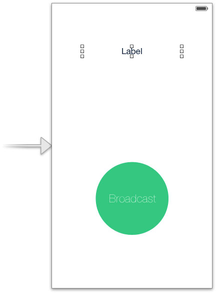 iBeacons - Adding Label