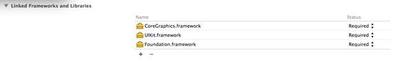 AVFoundation Framework