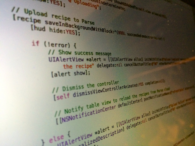 Introduction to Objective-C Blocks
