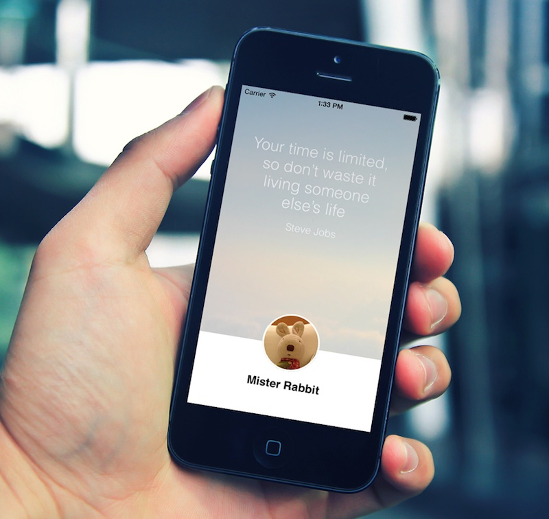 iOS Programming 101: How To Create Circular Profile Picture and Rounded Corner Image
