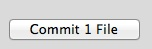 Version Control Xcode - Commit Button