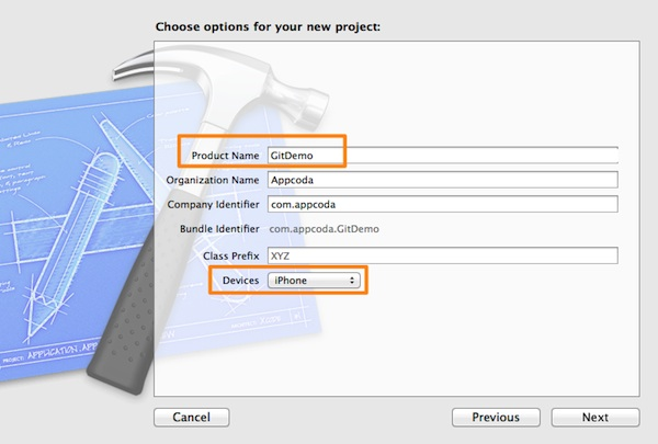Version Control Xcode Project Template | AppCoda