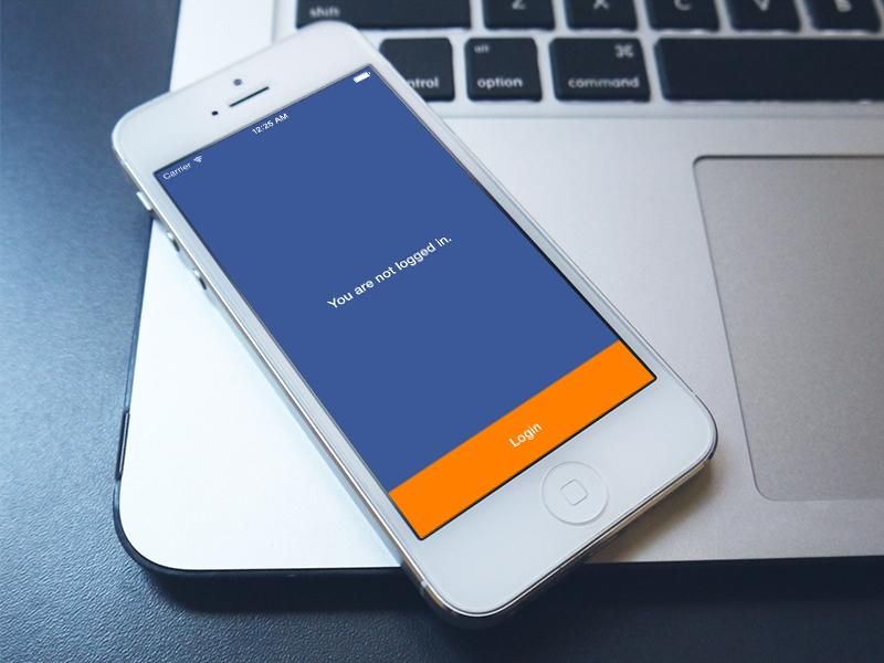 Integrating Facebook Login in iOS App – The Manual Way