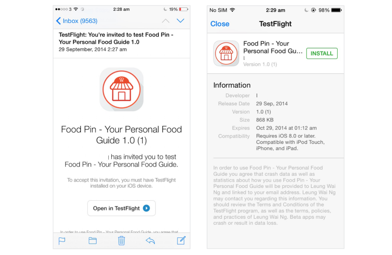 How to Beta Test iOS 8 Apps Using TestFlight