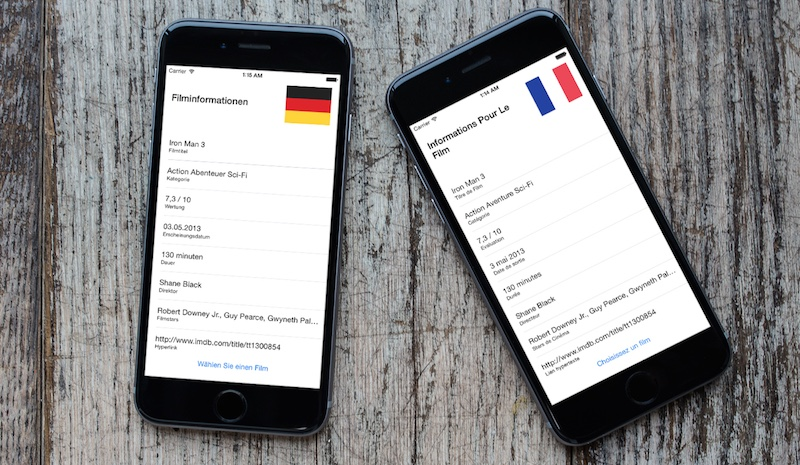 Working with Localization in iOS 8 and Xcode 6