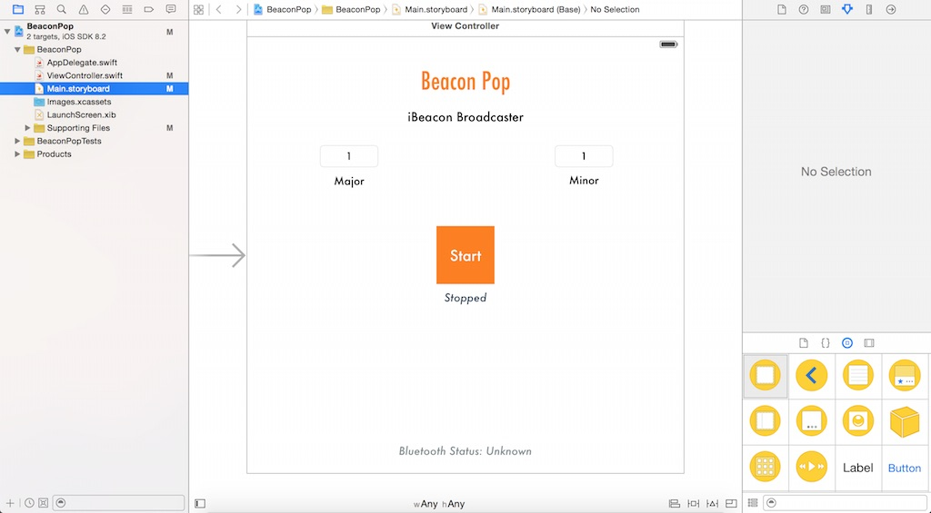 Developing iBeacons Apps with Swift | An Introduction