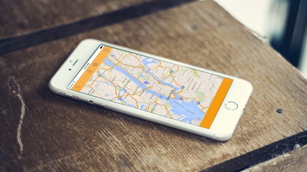 Google Maps API for iOS