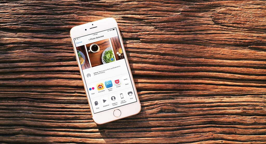 Building a Simple Share Extension in iOS 8 App