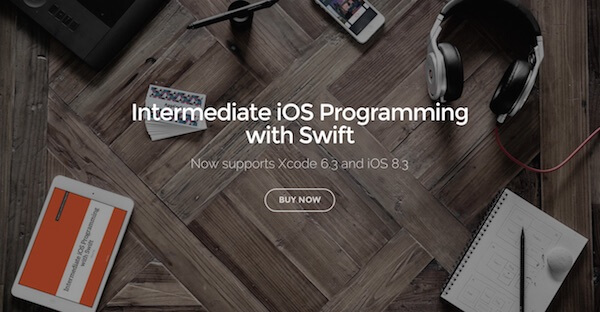 Intermediate Swift Programming book