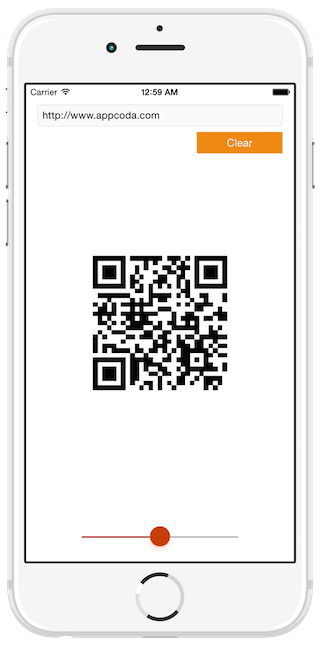 Building a QR Code Generator with Core Image and Swift