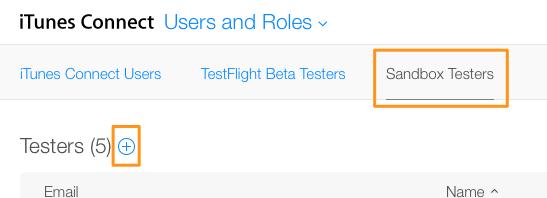 Sandbox testers