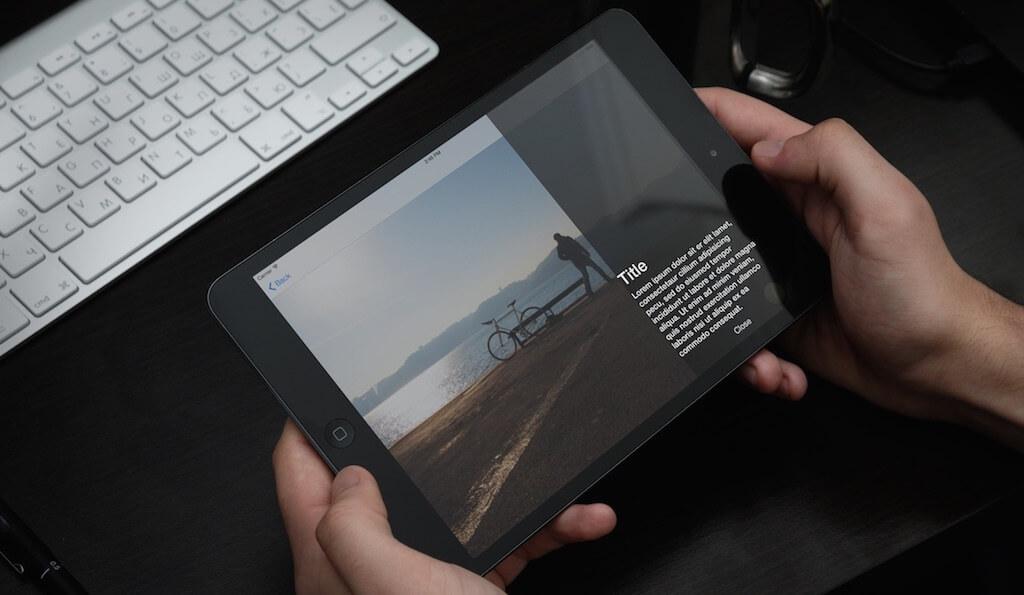 ipad-presentation-controller