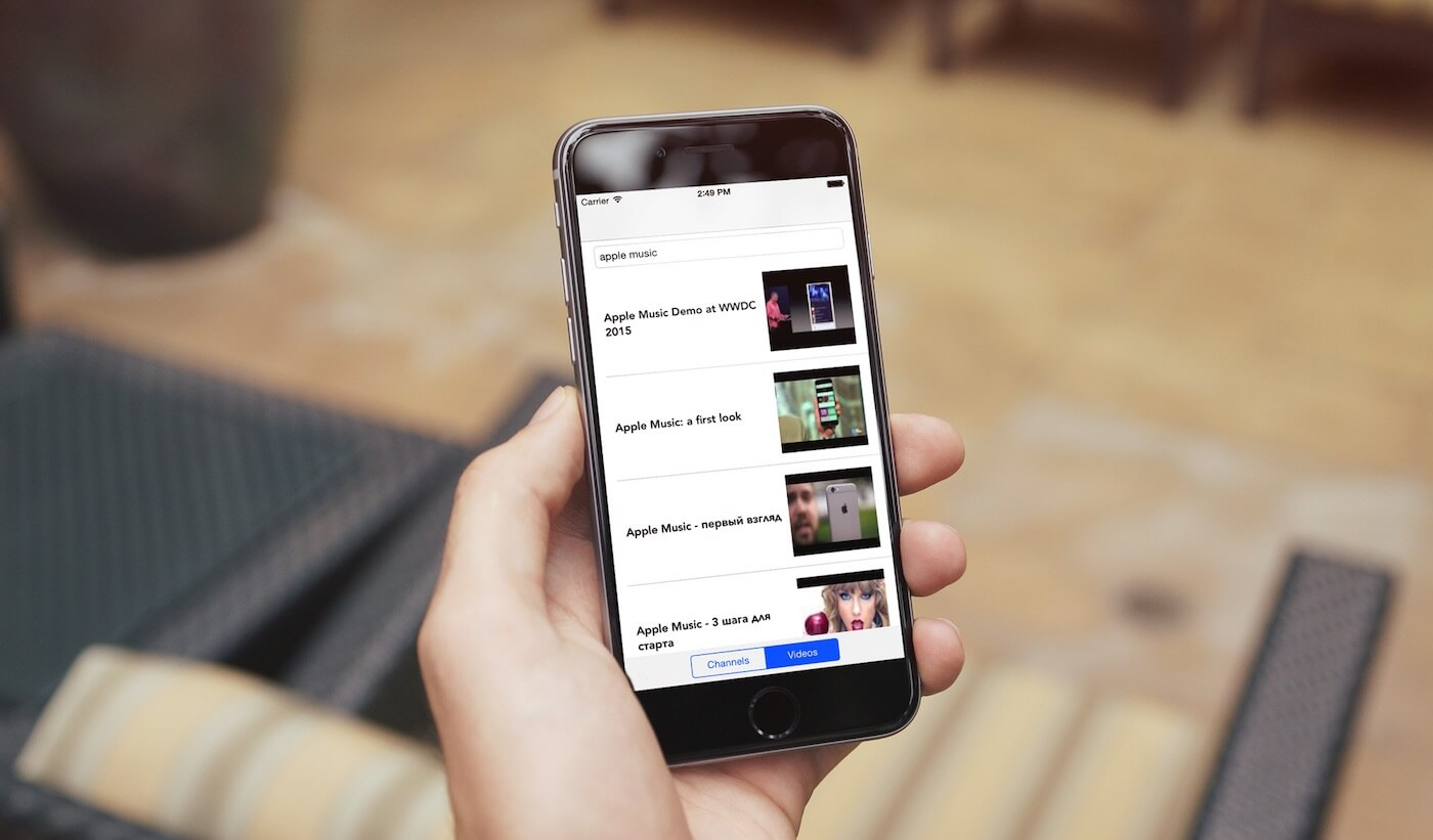 How To Use YouTube API in Your iOS Apps