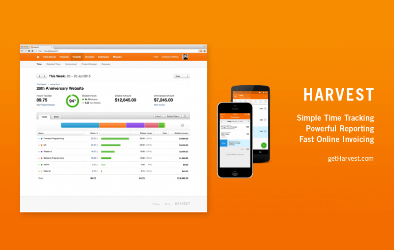 Build Apps and Track Billable Hours [Sponsor]