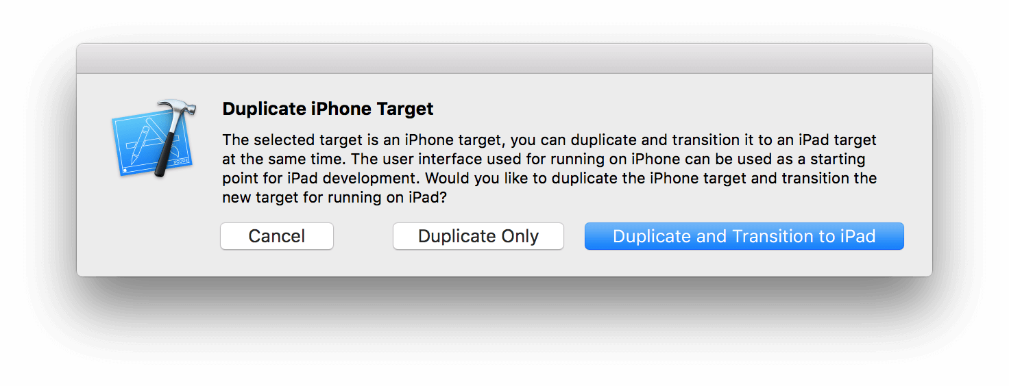 Duplicate-only