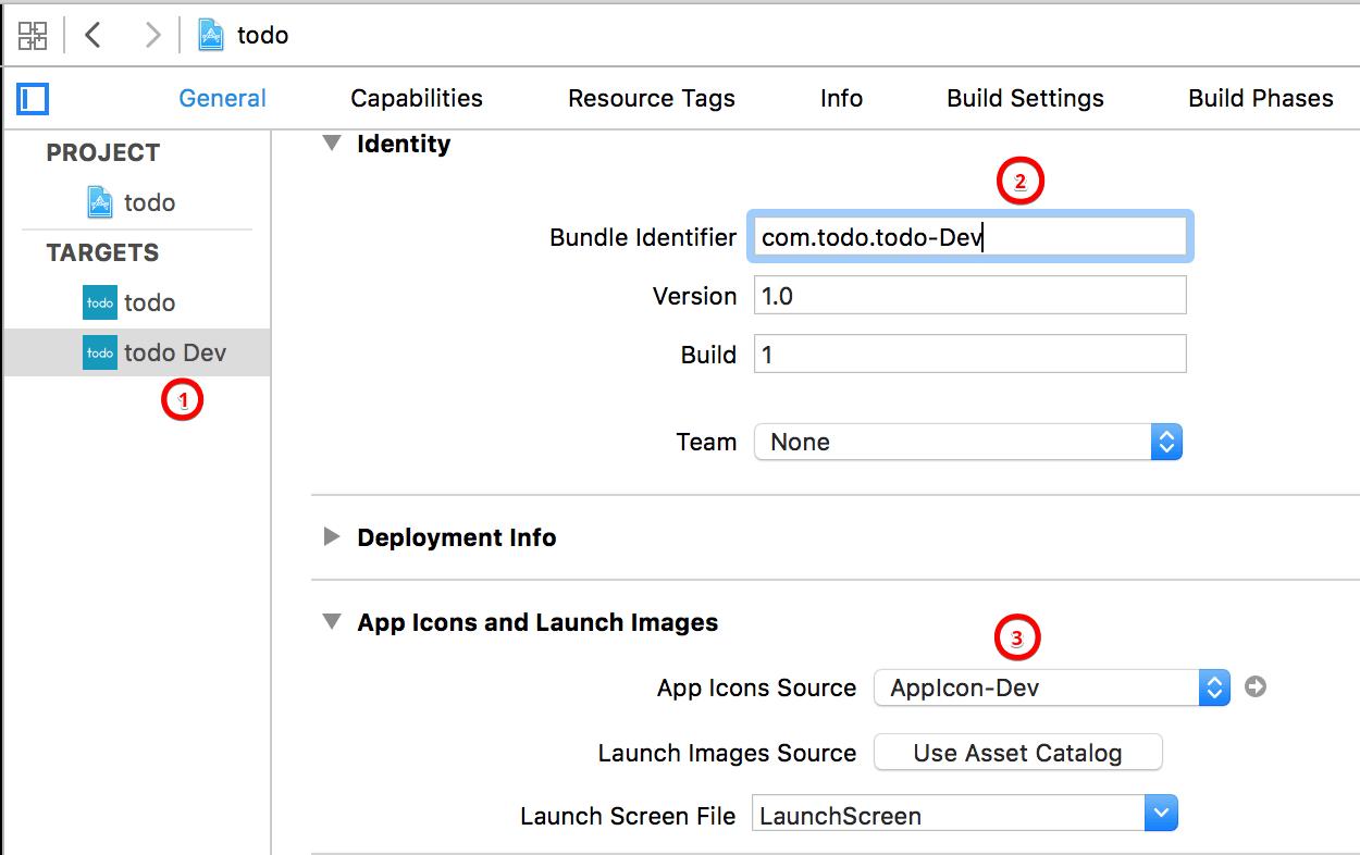 New App ID Icon