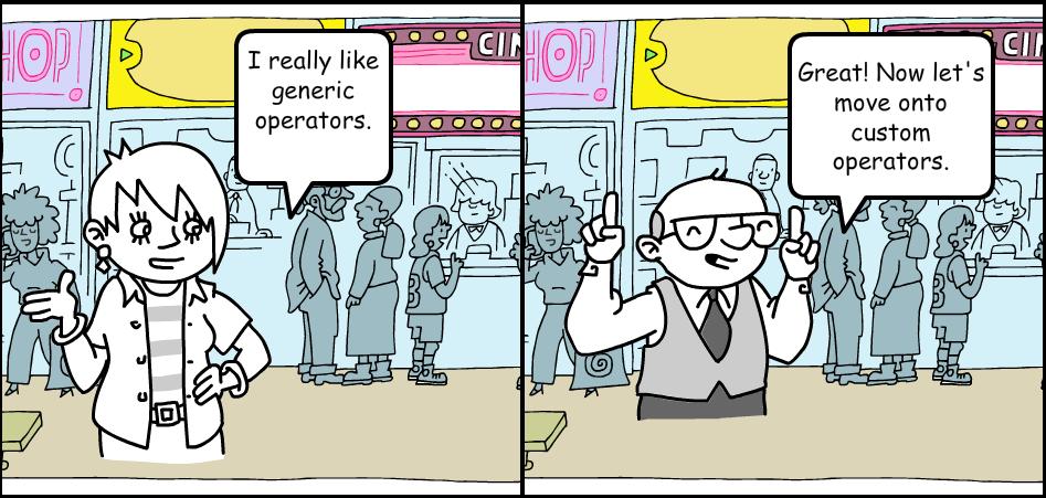 custom-operators