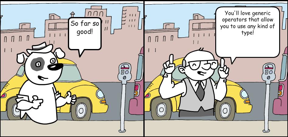 generic-operators