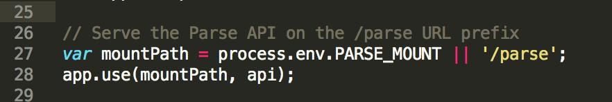 parse-mount