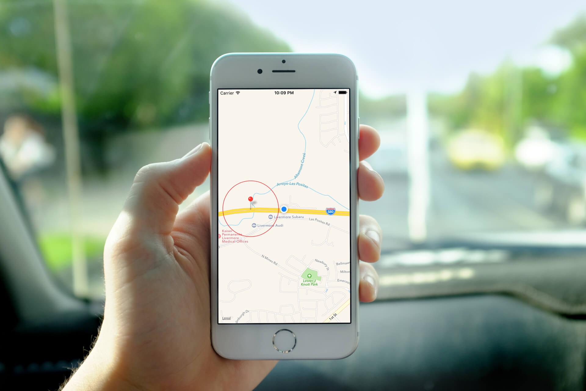 Building a Geo Targeting iOS App in Swift | AppCoda