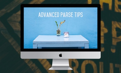 Advanced Parse Tips: PFObject Subclassing, Caching, Access Control and User Signup