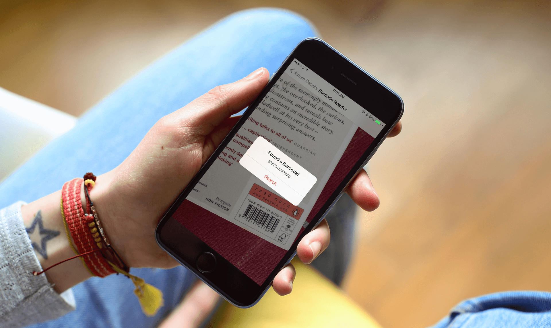 Building a Simple Barcode Reader App in Swift | AppCoda
