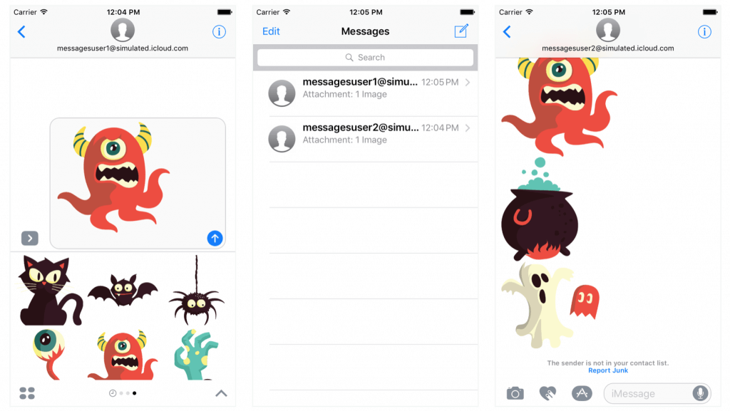 messages-test-between-users
