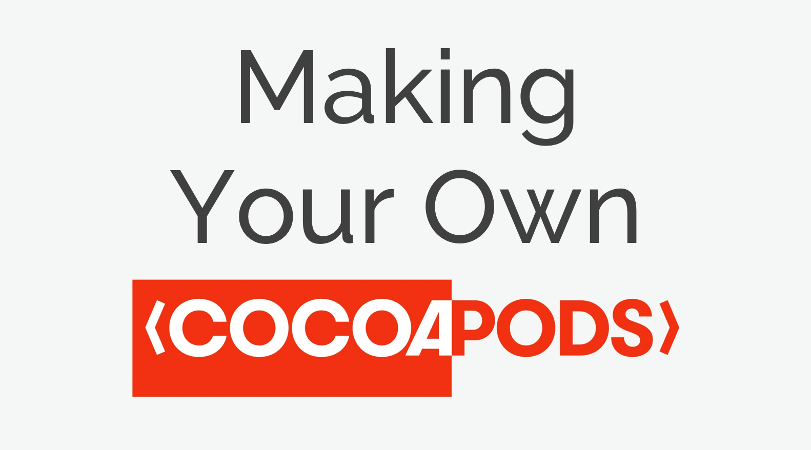 Cocoapods install pod version | CocoaPods/dechovich com at master