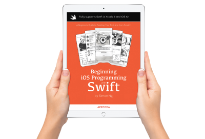 Announcing Beginning iOS 10 Programming with Swift Book