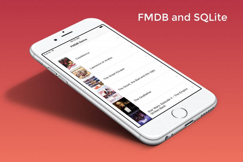 Working with SQLite Databases in iOS with FMDB Library | AppCoda