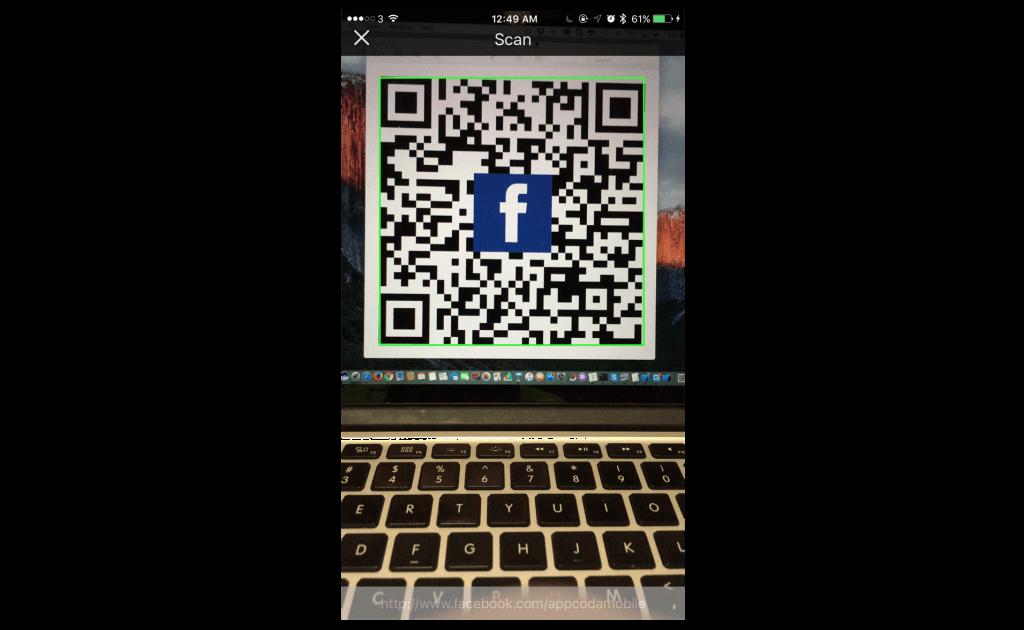 QR Reader App Demo