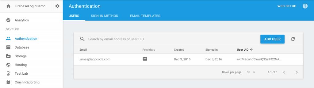signup-firebase-userid
