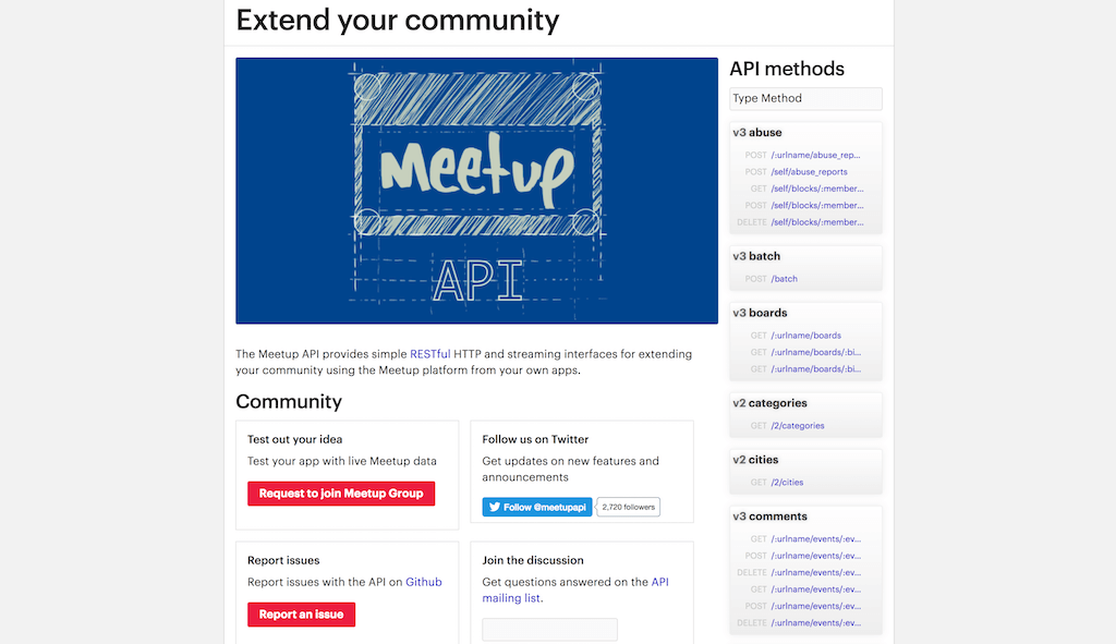 meetup-api-doc-signup