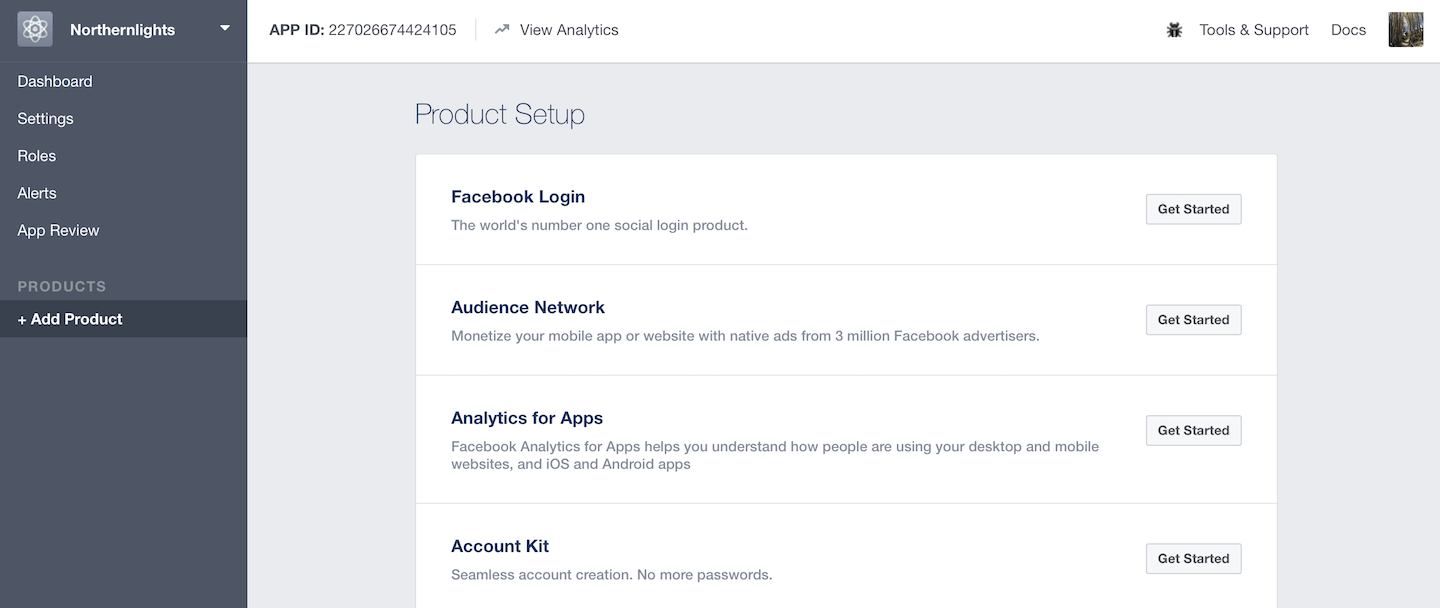 Using Firebase to Integrate Facebook Login in iOS Apps 2