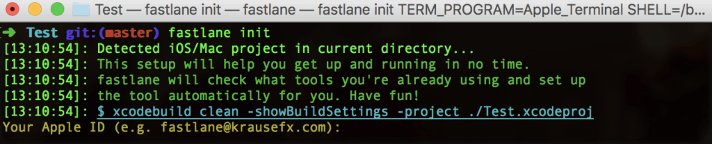 Getting Started with Fastlane for Automating Beta Testing and App Deployment 5