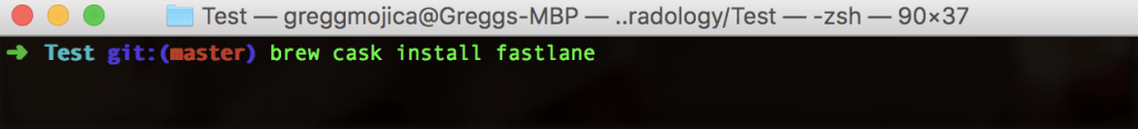 Getting Started with Fastlane for Automating Beta Testing and App Deployment 1