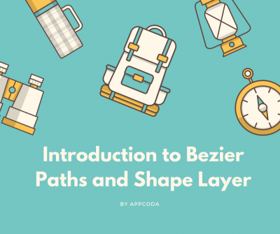 A Beginner's Guide to Bezier Paths and Shape Layers