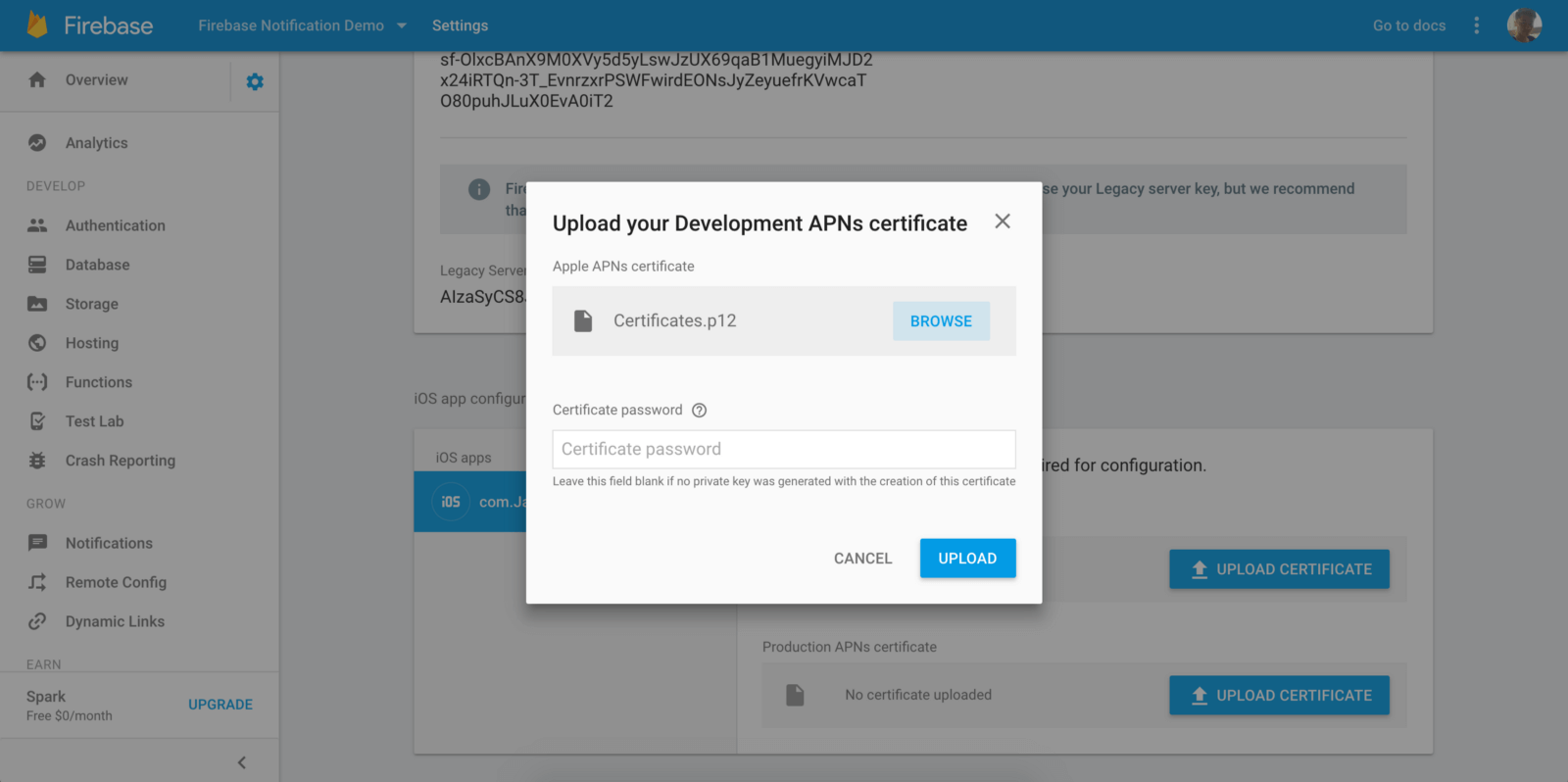 apns-export-cert-upload